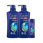 88VIP:CLEAR 清扬 男士去屑洗发水(500g*2+100g)