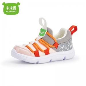MUMUWU 木木屋 儿童运动鞋