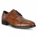 ECCO 爱步 Citytray适途系列 男士系带正装鞋直邮含税到手645.7元(天猫1799元)