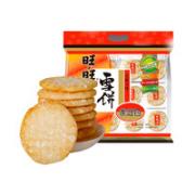 Want Want 旺旺 雪饼 家庭包 400g*2件¥15.10 6.9折 比上一次爆料降低 ¥1.8