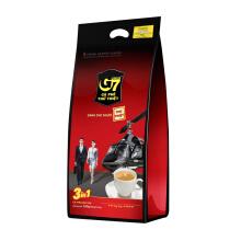 G7 COFFEE 中原咖啡 三合一速溶咖啡 1600g*3件