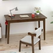 SENAZUOJU 塞纳左居 SNZJ21426 全实木家用电脑桌 (0.8m无抽单桌)