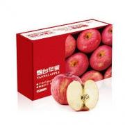 PLUS会员:京觅 烟台红富士苹果 12个 单果190-240g 净重2.6kg
