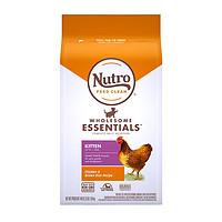 Nutro 美士 高蛋白鸡肉糙米幼猫粮 3磅