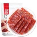 QIN BIE ZHAO LA 亲别找啦 原味 猪肉脯 110g/袋*5件37元包邮(合7.4元/件)