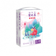 Anerle 安儿乐 年宠新生系列 纸尿裤 S64片¥33.00 2.4折