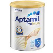 Aptamil 爱他美 白金系列 婴儿配方奶粉 3段 900g