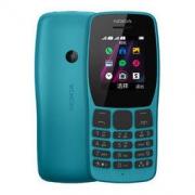 NOKIA 诺基亚 110 移动版 2G手机 蓝色