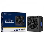 5日0点:SILVER STONE 银欣 ST75F-PT ATX全模组电源 80PLUS白金牌 额定750W799元