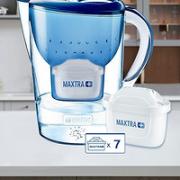 BRITA 碧然德 Marella XL 一壶7芯 过滤水壶¥239.00 2.7折 比上一次爆料降低 ¥10