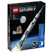 LEGO 乐高 ideas系列 92176 NASA 阿波罗计划 土星5号运载火箭617元包邮
