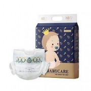 88VIP:babycare 皇室系列 超薄纸尿裤 NB68片