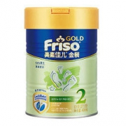 Friso 美素佳儿 金装系列 婴儿奶粉 国行版 2段 400g