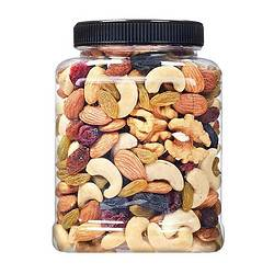 PLUS会员:达飞食客 每日坚果 500g*2罐