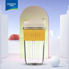 NERVISHI 乐唯诗 玻璃水杯 450ml