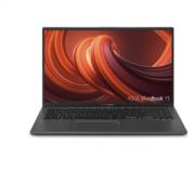 ASUS 华硕 VivoBook15 X 十一代酷睿 15.6英寸窄边框新品轻薄笔记本电脑 耀夜黑 11代i5 16G 512G 锐炬显卡