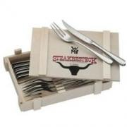 WMF 福腾宝 牛排刀叉餐具套装 12件套
