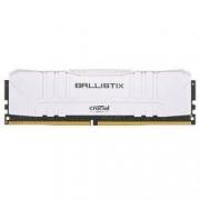 Crucial 英睿达 crucial 英睿达 铂胜系列 DDR4 3600MHz 白色 台式机内存 8GB BL8G36C16U4W