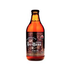 PLUS会员:DEEMANN 浓香拉格 16度 精酿啤酒 296ml*12瓶