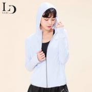 Let's Diet 蕾丝黛特 防紫外线透气防晒衣¥79.00 2.1折