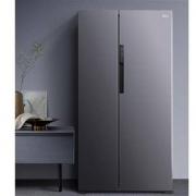 Midea 美的 BCD-606WKPZM(E) 双变频 对开门冰箱 606L3089元(需用券)