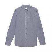 Calvin Klein 卡尔文·克莱 男士长袖衬衫 40ZW171010