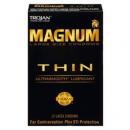 Trojan 战神雨衣 Magnum 超薄大号 12只¥58.07