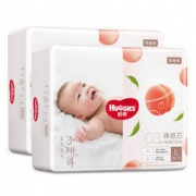 HUGGIES 好奇 铂金装 婴儿纸尿裤 L38片*2包119元(需买3件,共357元包邮,需用券)