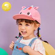 lemonkid 柠檬宝宝 儿童鸭舌帽