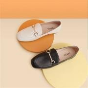 SENDA 森达 女士单鞋 乐福鞋 VE43PF01DD3CM0