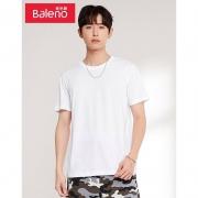 PLUS会员:Baleno 班尼路 88802215 男士 短袖T恤*3件54元包邮(多重优惠、合18元/件)