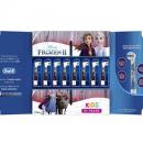 prime会员!Oral-B 欧乐B Stages Power 儿童电动牙刷替换刷头*8支 冰雪奇缘款  到手¥149.14¥136.70 比上一次爆料降低 ¥10.91