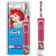 Oral-B 欧乐B 儿童电动牙刷 迪士尼公主 到手133.89元¥121.84 比上一次爆料降低 ¥21.93