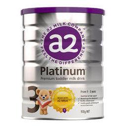 a2 艾尔 Platinum 白金版 婴幼儿奶粉 3段 900g