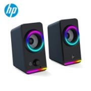 HP 惠普 GS1家用音响 迷你小音箱  触控板89元包邮