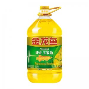 88VIP:金龙鱼 纯正玉米油 4L/桶