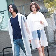 JAJALIN 长款雨衣¥6.21 1.0折