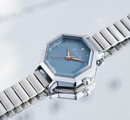 kimio法国小众手表女ins风小巧学生印花简约气质轻奢小众女士手表