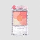 CANMAKE 井田五色花瓣腮红防水持久裸妆自然日本多色胭脂盘珠哑光