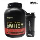 Optimum nutrition进口欧普特蒙增肌乳清蛋白粉ON whey protein 5磅 5磅香草口味