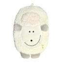 UGO FROSCH暖蛙热水袋 德国原装进口 儿童注水暖水袋 趣味卡通外套暖宝宝 微笑羔羊(0.8L)0438