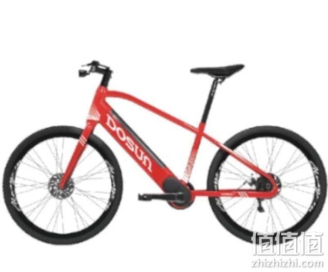 DOSUN 智能动能电动辅助自行车CT150