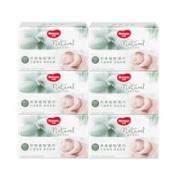 HUGGIES 好奇 婴儿天然植物棉柔巾 80抽*6包