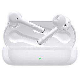 HONOR 荣耀 FlyPods 3 入耳式无线蓝牙耳机 铃兰白