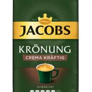 prime会员!Jacobs 雅各布斯 Krönung Crema kräftig 经典皇冠 深度烘焙咖啡豆1000g  直邮含税到手¥91.41