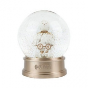 POP MART 泡泡玛特 哈利波特与海德薇水晶球周边摆件