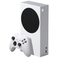Microsoft 微软 Xbox Series S游戏主机 白色