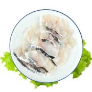 PLUS会员:xianbaike 鲜佰客 免浆黑鱼 250g*4件(买4赠2)56包邮(单价9.33元/件)