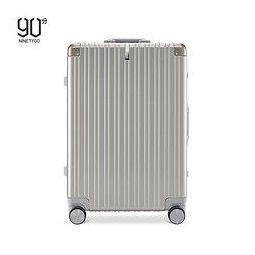 NINETYGO 90分 漫威联名 PC铝框 行李箱 20英寸