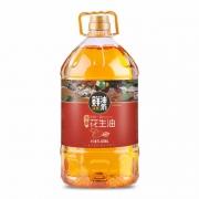 KINGSHARE 金胜 压榨一级 浓香花生油 5.436L